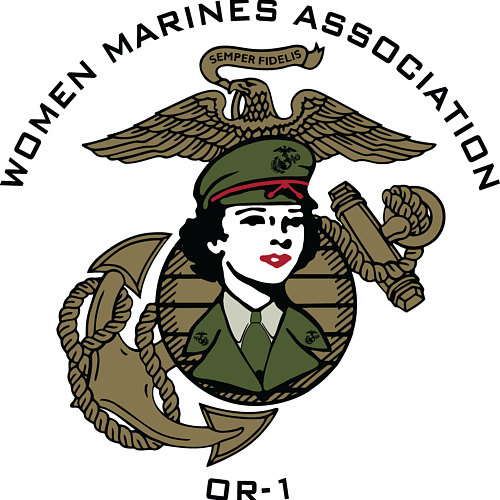 Lady Marine Rose Chapter OR-1